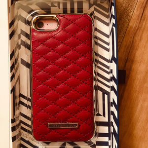 REBECCAMINKOFF LUXE Double Up Case For Iphone 7